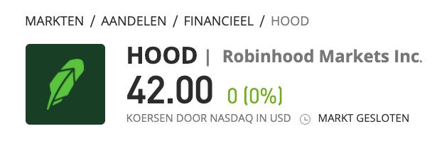 robinhood ipo aandelen etoro