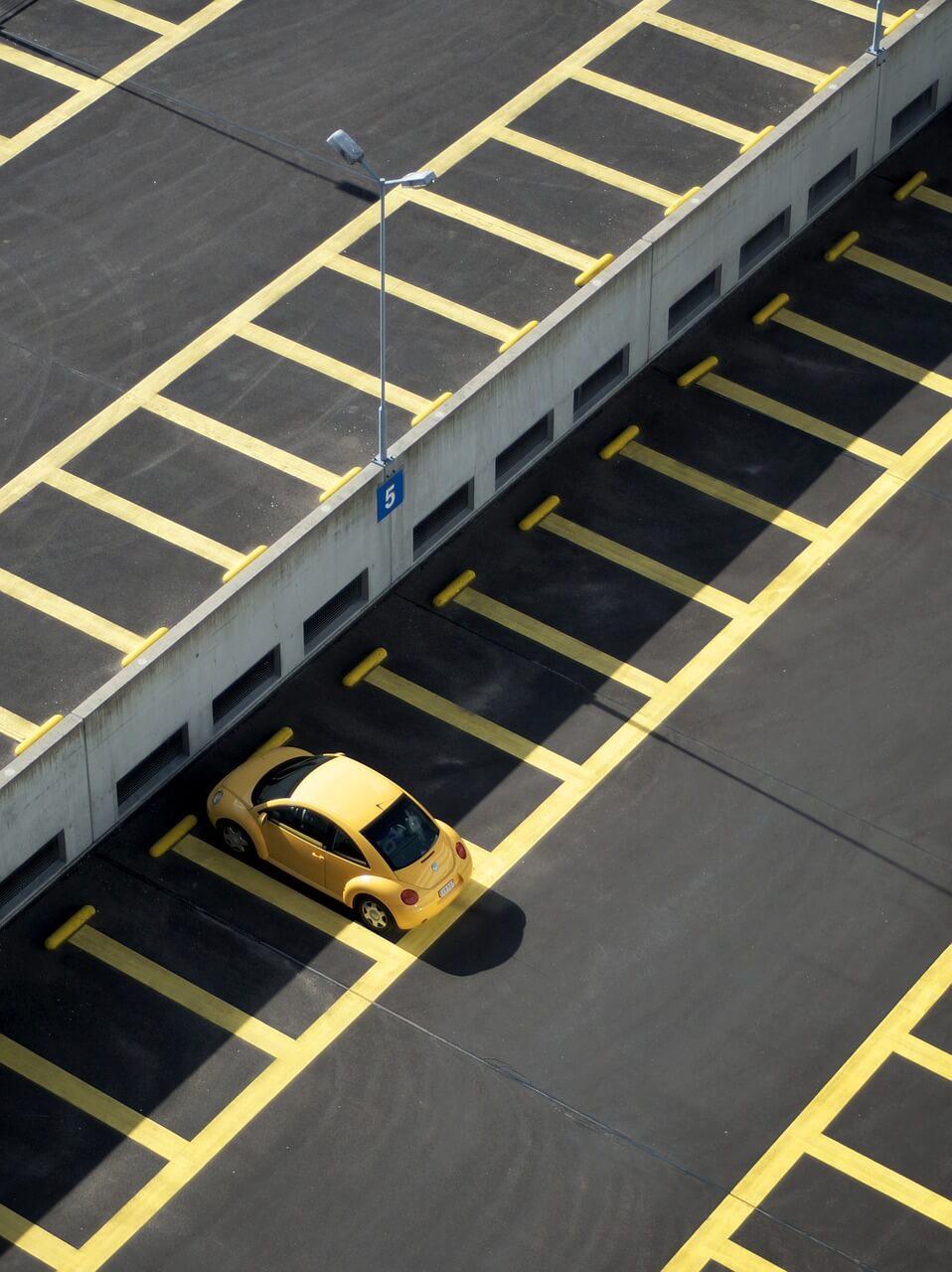 Ease2Pay aandeel parkeren