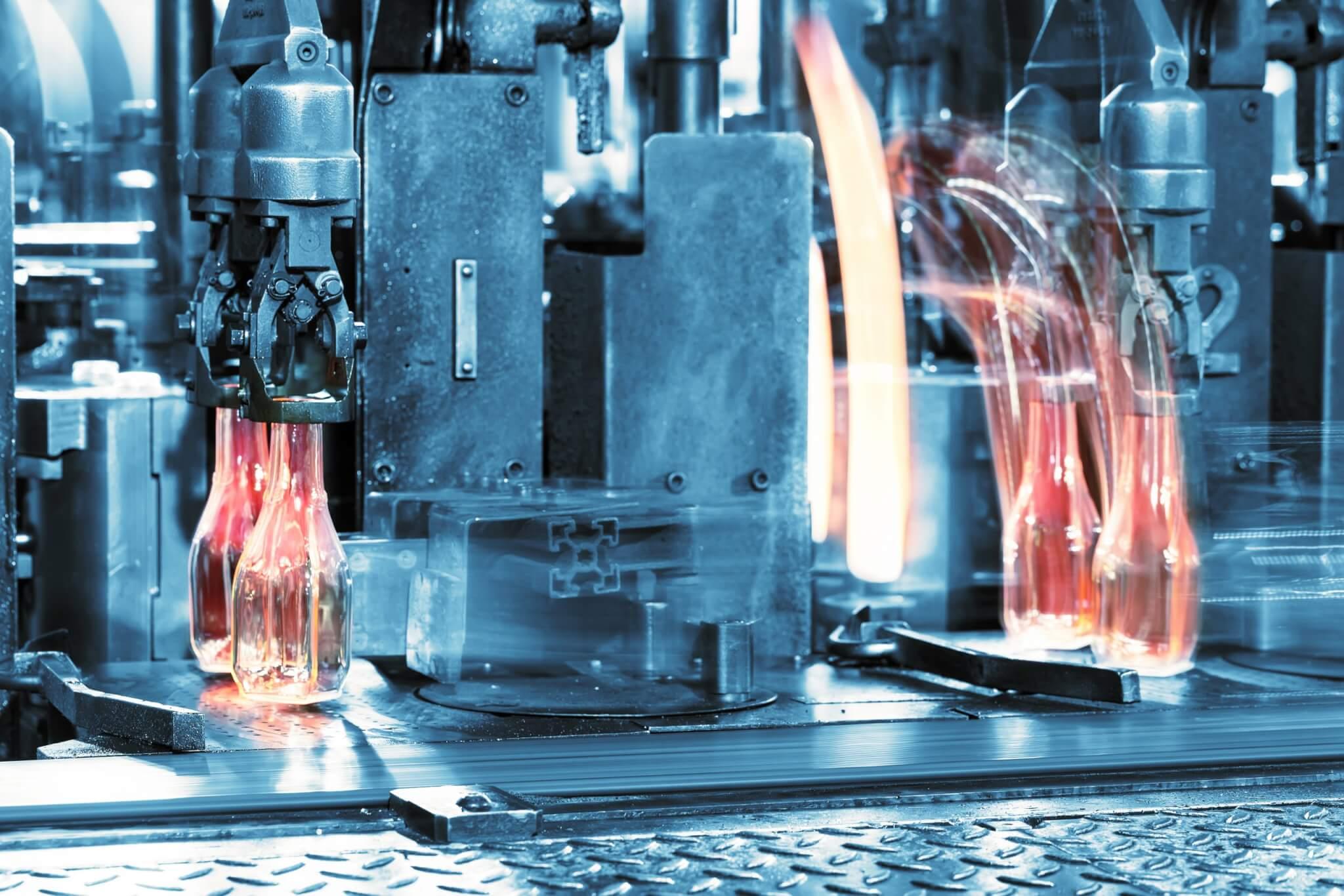 aandelen saint gobain glas fabriek