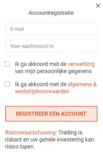 libertex registratie