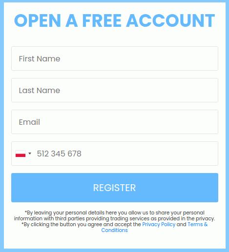 open a free account bitiq