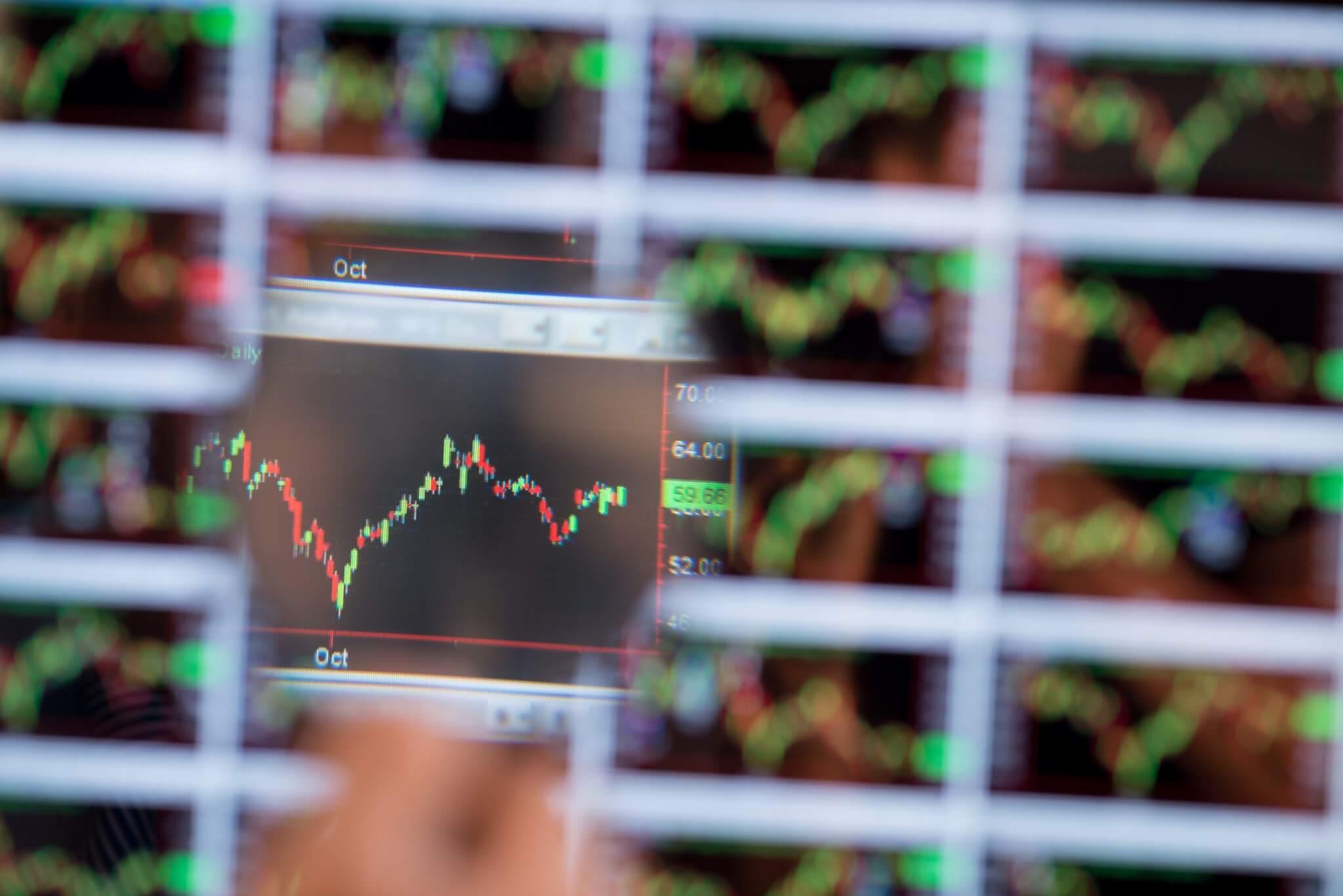 Verschil tussen aandeel en obligatie stock market