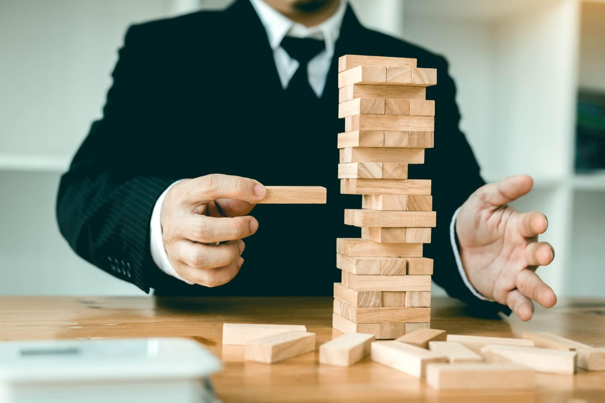 Risico investeren in bedrijven