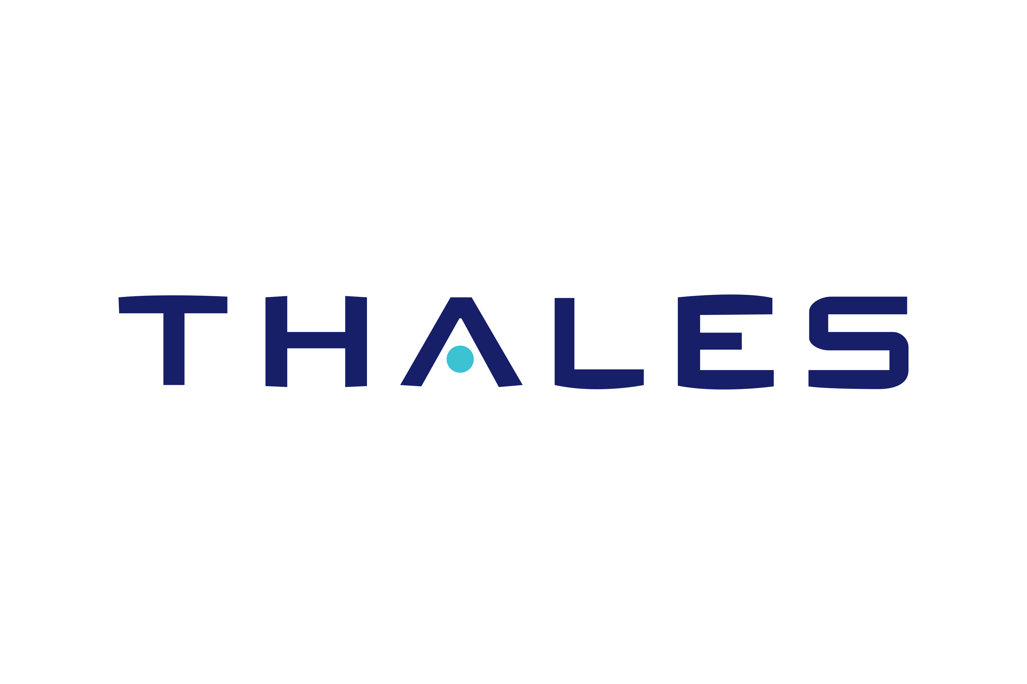 thales aandelen logo