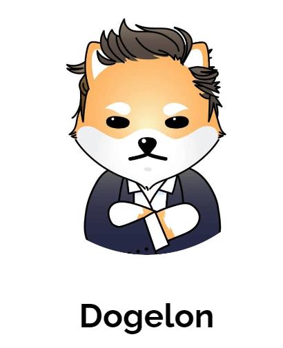 Dogelon Mars Kopen logo