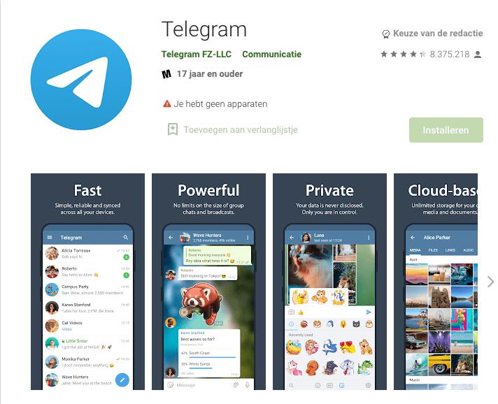Telegram crypto groups download app