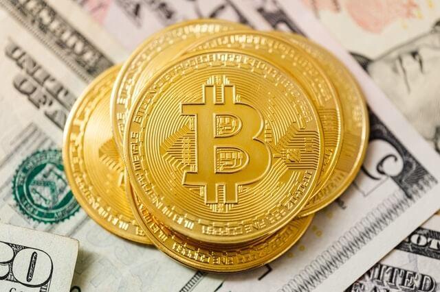 bitcoin on money