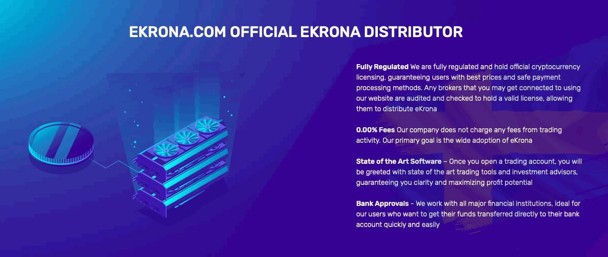 ekrona.com official ekrona distributor