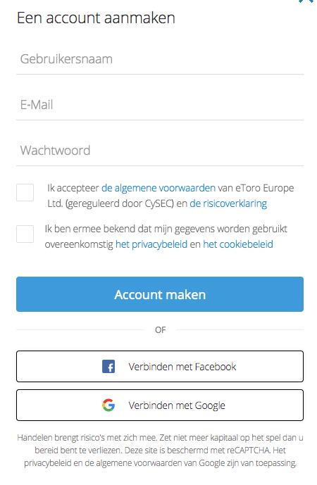 telegram crypto account maken etoro
