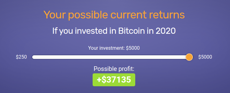 your possible current returns