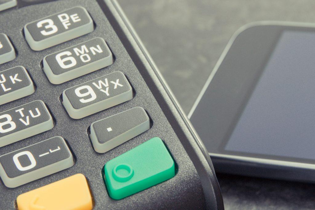 mobiel bankieren app oude smartphone