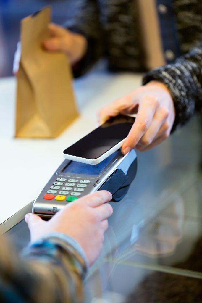 mobiel bankieren app gebruiken