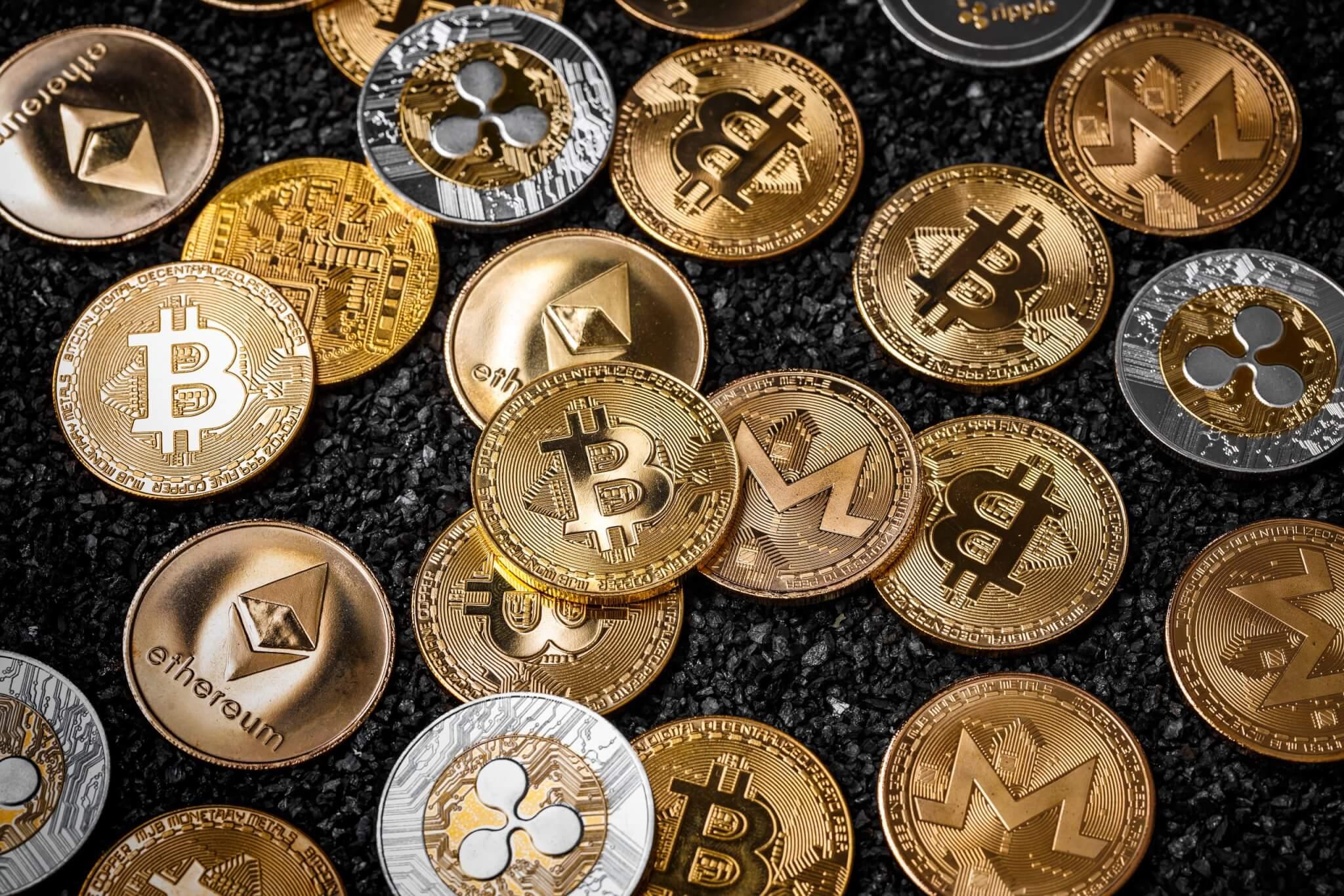 cryptomunten kopen diverse coins